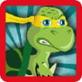 Turtle Runner Ninja Jump