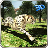 Wild Cheetah Jungle Simulator