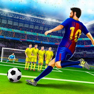 Shoot 2 Goal: Ligue Mondiale 2018 Jeu de Foot