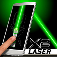 Laser Pointer X2 Simulator
