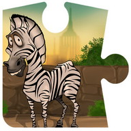 Zoo Animals - Children Puzzles