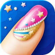 3D Nail Salon & Manicure Game