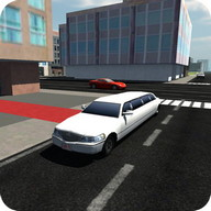 3D Real Limo Parking Simulator