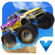 Monster Truck 3D Stunt
