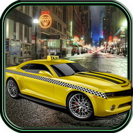 3D Taxi - Take your new taxi for a spin around the block