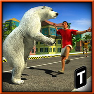 Angry Bear Attack 3D