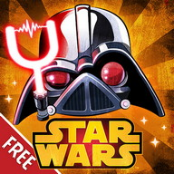 Angry Birds Star Wars II - Darth Maul stands along side Anakin and General Grievous