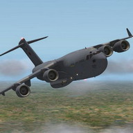 Army Plane Flight Simulator