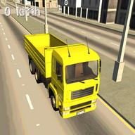 Army Truck Drive Simulator 3D
