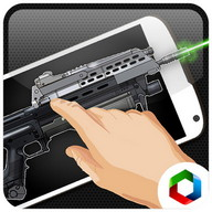 Automatic laser weapons