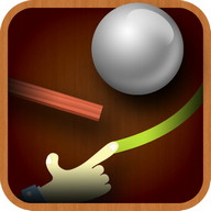 Balls Rider - Wood, steel, or paper: choose which ball to use in this game