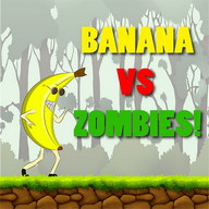 Banana Vs Zombies Forest Trek