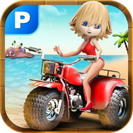 Beach Driving Buggy Simulator