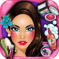 Beauty Spa and Makeup Salon - There are endless possibilities at this beauty salon