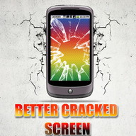 Better Cracked Screen