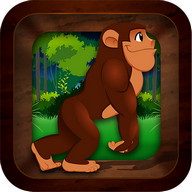 Monkey Run In Jungle Escape