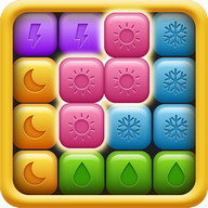 Block Crush Mania - Break colorful blocks non-stop
