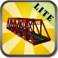 Bridge Architect Lite - Build structures strong enough to support passing vehicles