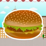 permainan jualan burger