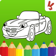 Autos malen: Kinderspiele