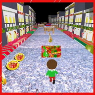 Xmas - Christmas run game