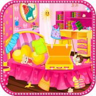 Cleaning Kids Bedroom