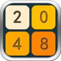 Crazy 2048 game