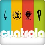 Cuatrola Spanish Solitaire