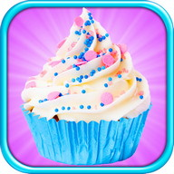 Cupcake Yum! Make & Bake Dessert Maker Games FREE