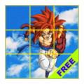 DBZ Puzzle Game
