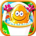 Egg Easter Bathing