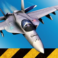 F18 Carrier Landing II - A spectacular flight simulator for Android
