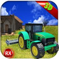 pertanian traktor simulator 3d