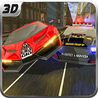 Criminal Police Car Chase 3D?