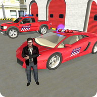 Fireman Rescue Parking 3D SIM