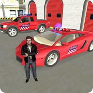 Fireman Rescue Parking 3D SIM