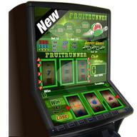 Slot machine fruit runner