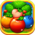Fruits Link - Fruits in a line!