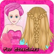Braided hairstyles hair salon