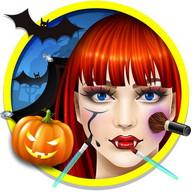 Halloween Make Up Spa