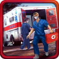 Impossible Stadt Ambulance SIM
