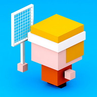Ketchapp Tennis - The simplest tennis game ever
