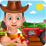 Kids Farm Games for Girls