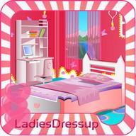 Kids Room decoration girl game