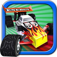 Kids Toy Car Rush 3D