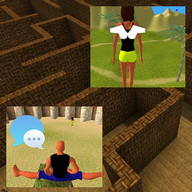 Labyrinth 3D - Use your ingenuity to get out of this realistic labyrinth