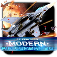 Air Combat Simulation (3D)