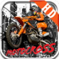moto cross racing HD