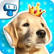 My Dog Album - Cute Puppy Sticker Book