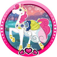 My Pony Princess Dress Up
